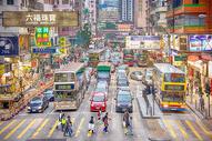 香港街头图片