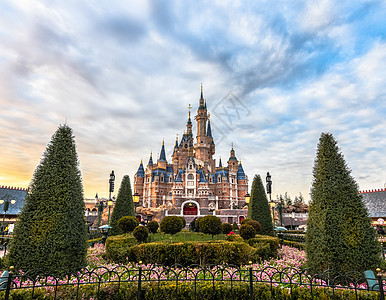 上海迪士尼旅游图片