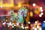 梦幻童话的白马图片