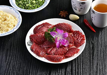 郡肝牛肉火锅菜品图片