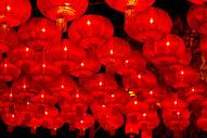 大唐芙蓉园灯笼图片
