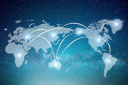 商务全球化图片