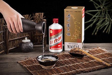 中国白酒贵州茅台【媒体用图】(仅限媒体用图使用,不可用于商业用途)图片