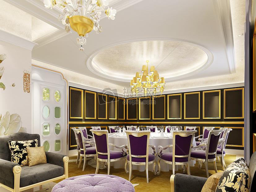 标签: 沙发食堂餐厅餐桌欧式装修大包房包房包房效果图包间包间效果