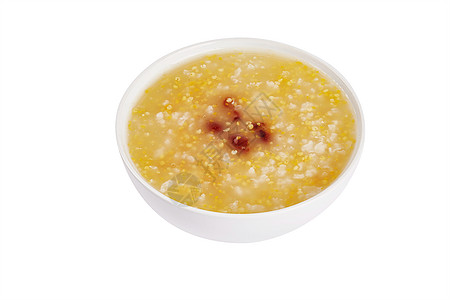 早餐玉米粥图片