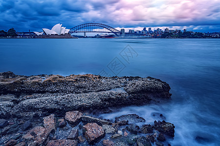 悉尼港湾图片
