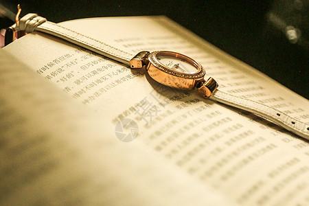 时间与书图片