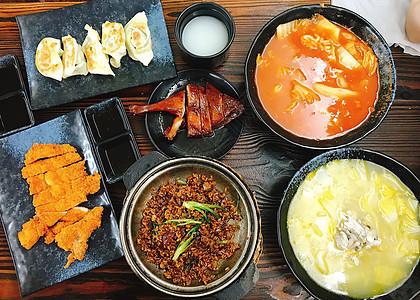 上海美味美食图片