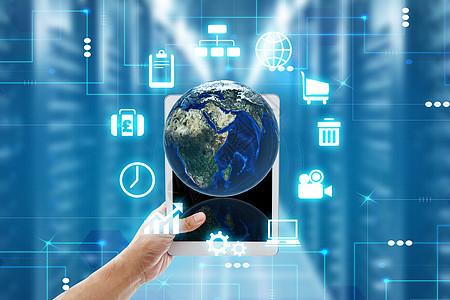 科技电脑图片