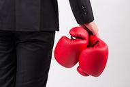 商业人像拳击图片