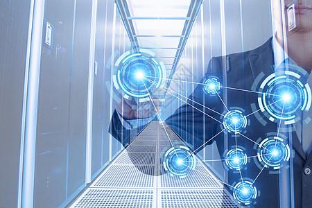 云计算安全服务图片