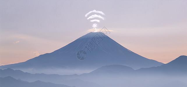 wifi云图片