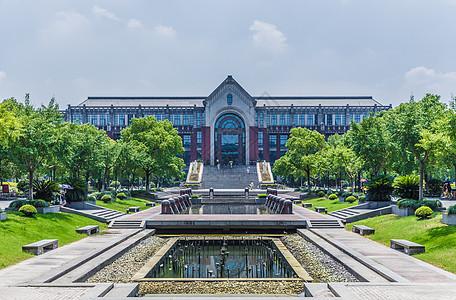 上海华东政法大学图书馆图片