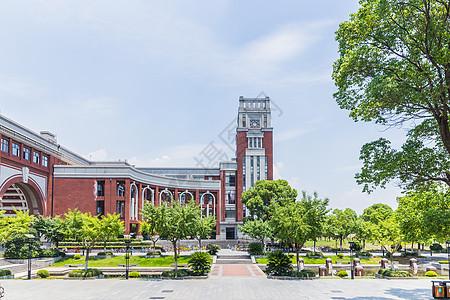 上海华东政法大学教学楼图片