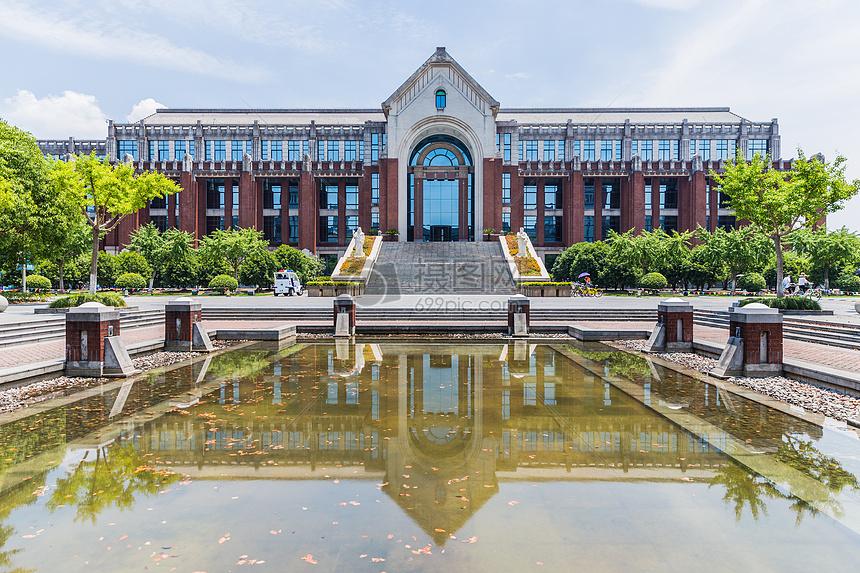 上海华东政法大学图书馆图片表情包怪儿童搞图片