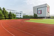 上海视觉艺术学院操场跑道图片