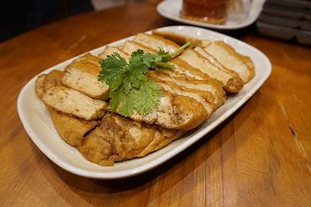 卤豆腐图片