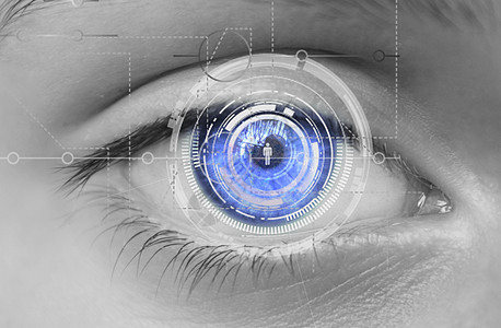 瞳孔科技图片