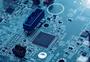 网络安全大数据概念科技底图图片