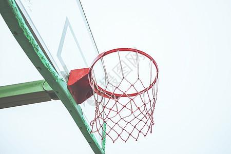 篮球筐图片