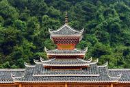 苗寨特色建筑图片
