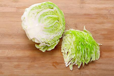 圆白菜图片