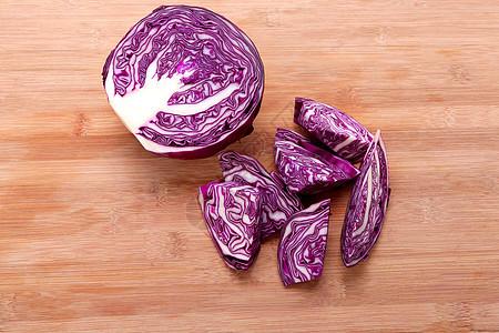 紫甘蓝图片
