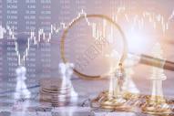 城市金融背景图片