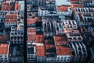 城市航拍图片