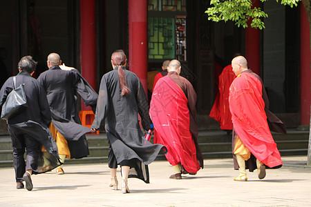 僧侣和尚图片