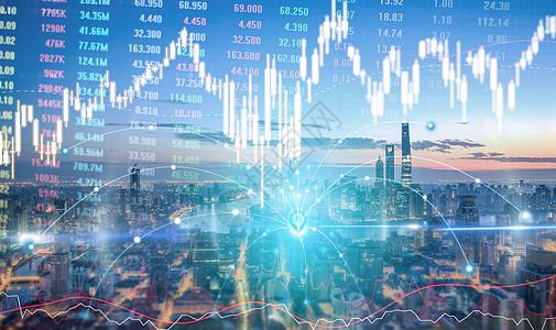 金融股票投资图片