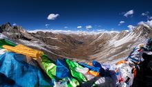 西藏拉姆拉错图片