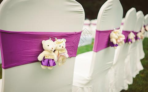 七夕浪漫婚礼布置图片