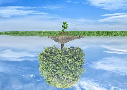 绿色环保图片