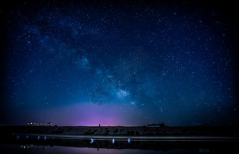 象牙寺星空图片