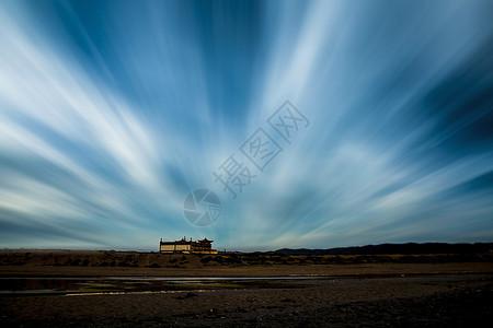 高飞摄影 青海湖象牙寺图片