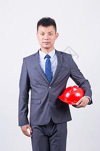 商业男人物工程师图片