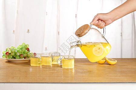 玻璃茶具图片