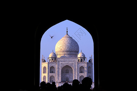 印度阿格拉泰姬陵图片