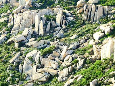 山石摄影图片