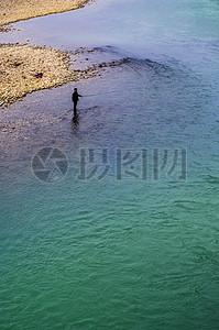 蔚蓝大海图片