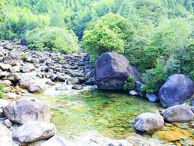 石头与水图片