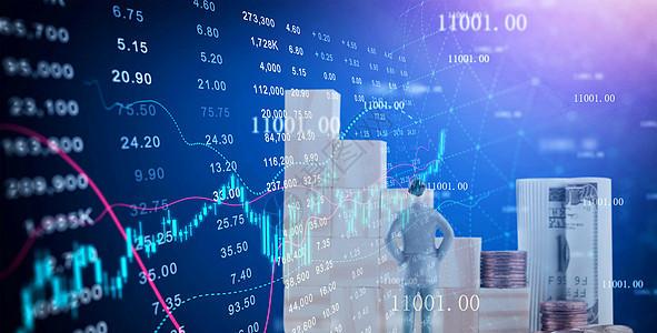 金融交易图片