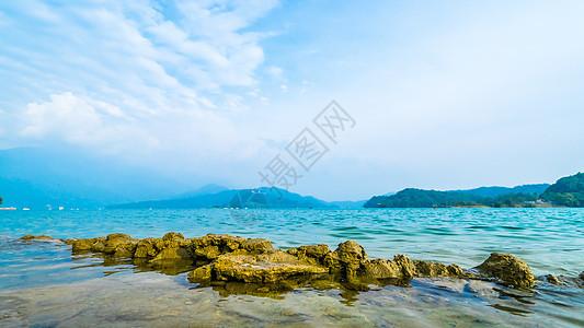 台湾日月潭图片