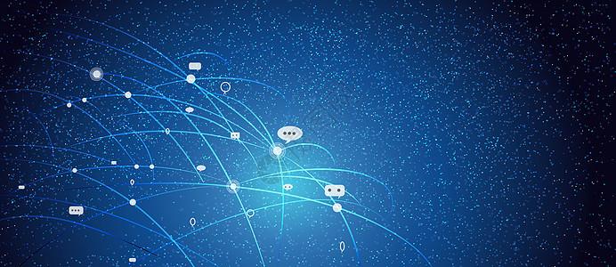全球网络经济信息图片