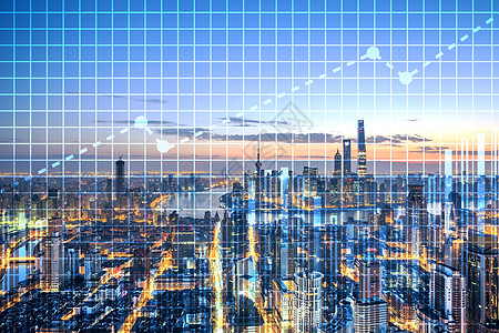 商业金融数据图片