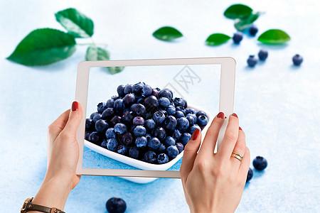 水果特写图片