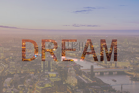 梦想成功图片