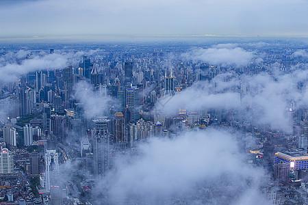 上海风云图片