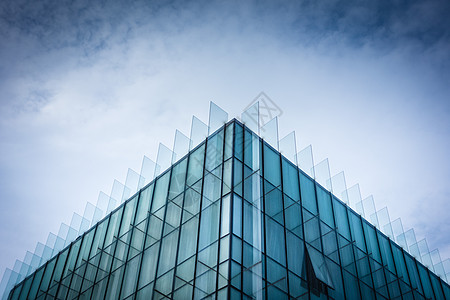 玻璃幕墙建筑图片